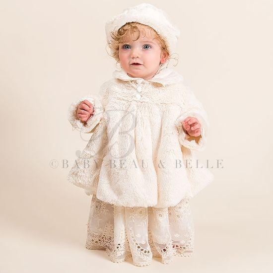 Baby Girls Gifts - Glad Dreams Coat Set