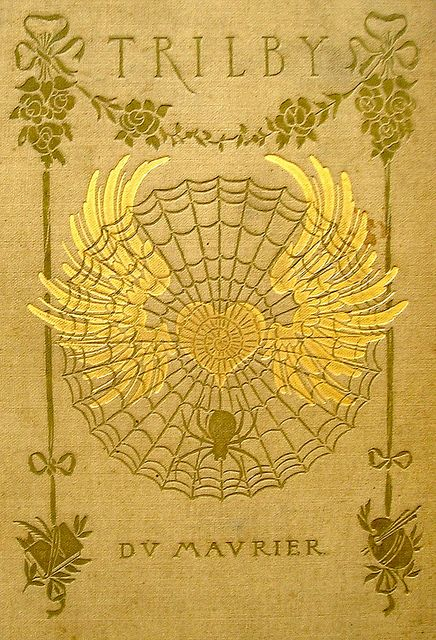 bookcover Trilby by Du Maurier