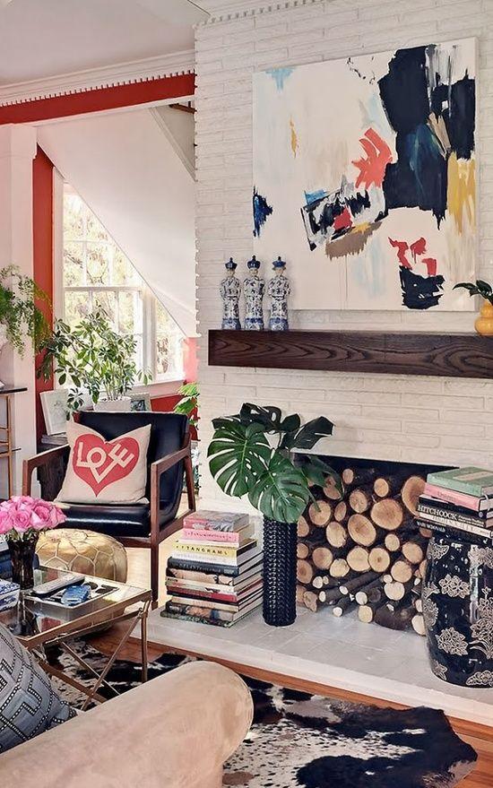 Beautiful living #living room design #interior decorating #home interior design 2012
