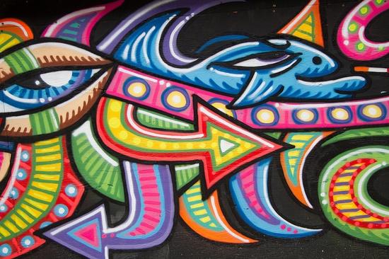 Montreal Graffiti