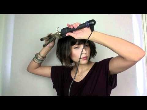 10 Short Hair Styles for a chin length bob