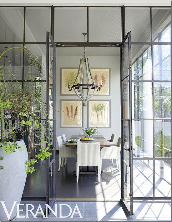 windows  Cote de Texas/Veranda