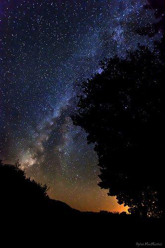 Milky Way - Castle Rocks, Idaho