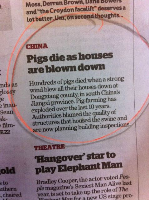 Worth the read!  They could have used Adept!! #funny #news #headlines #fail