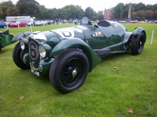 1938 Lagonda V12 #old #classic