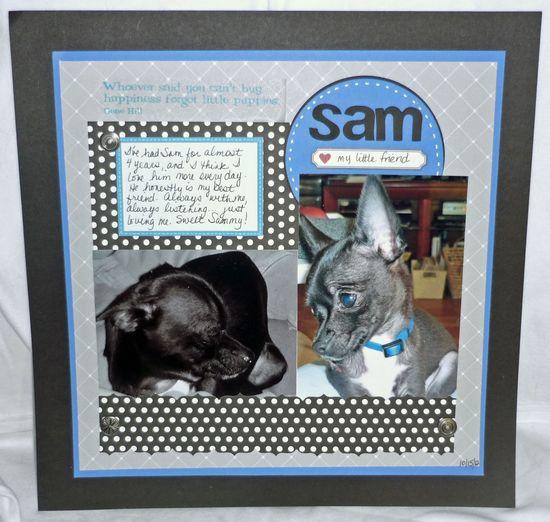 Sam - Scrapbook.com