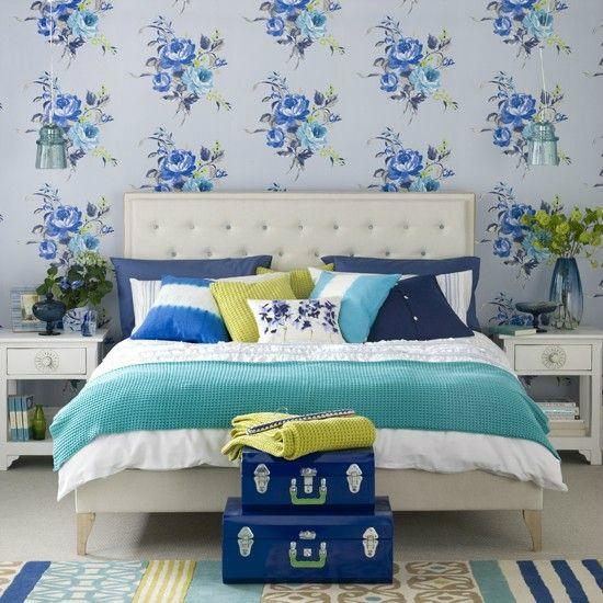 30 Blissful Bedroom Designs
