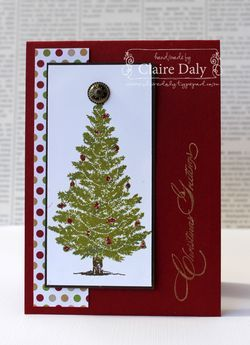 Stampin Up Special Season. Bundles available to make these cards and 3 others. clairedaly.typepa...
