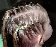 Little Girl's Hairstyles –