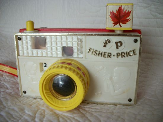 1960s toys - Fisher-Price made the best ones!  (Some still available!)
