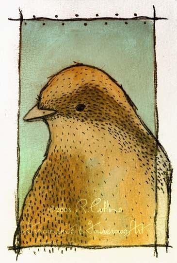 Little Bird by fragments