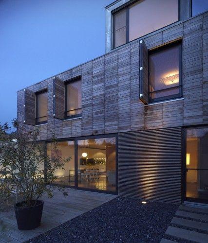 Architects: STEINMETZDEMEYER Architectes Urbanistes  Location: Dalheim, Luxembourg  Design Team: F. Legros, M. Vereecken, R. Fichant  Project Year: 2009  Photographs: C. Weber