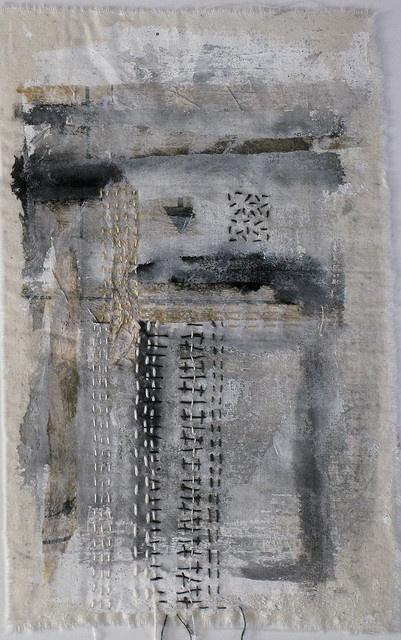 college sketchbook sample by Judy Scott, via Flickr