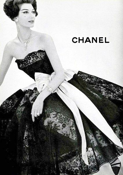1950s Chanel