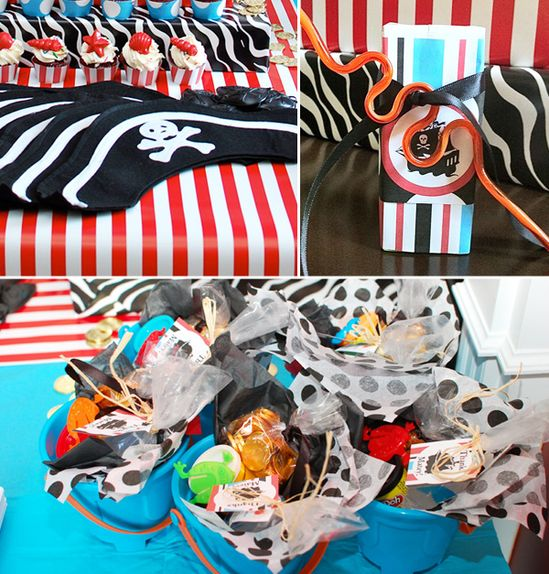 Some great pirate party ideas