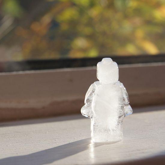 LEGO Man Ice Cube Tray - LEGO Adam Buzluk #LEGO #Ice_Man