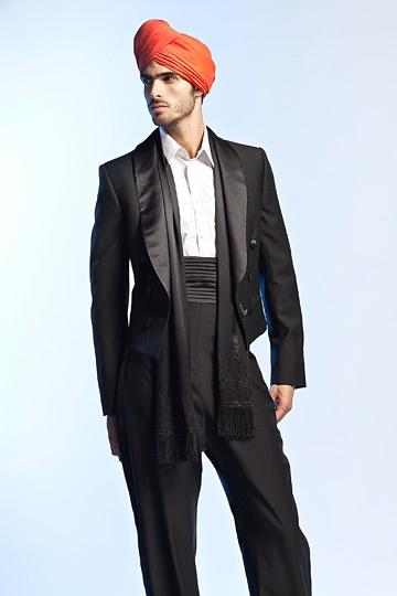 Jean Paul Gaultier Spring 2013 Menswear
