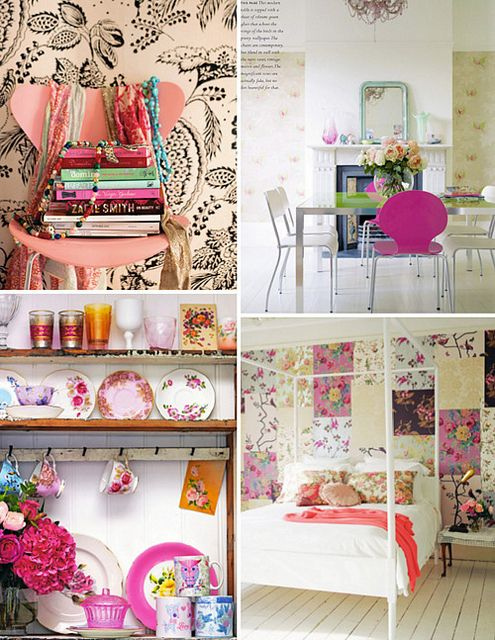 Romantic Style - Images from book