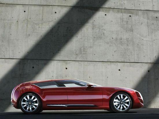 Citroen C-Metisse, Future Car, Supercar, Futuristic Car, Luxury Car, Coupe, Red Car, Concept Car
