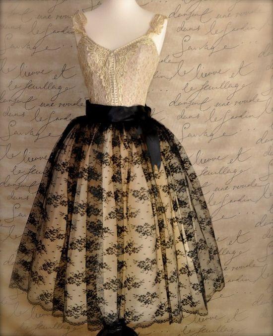 Tutus #Dress #RomanticStyle