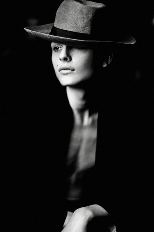 Andrej Pejic by Damon Baker