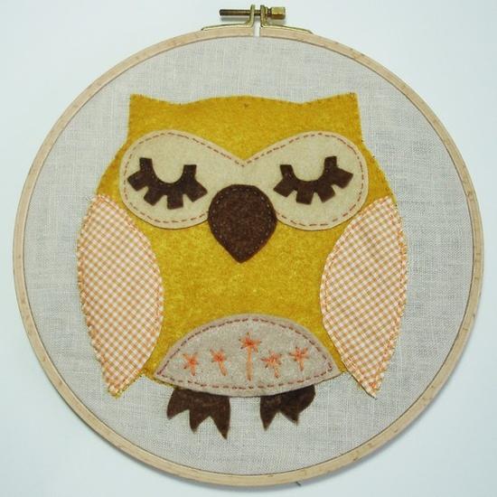 Owl Hoop.