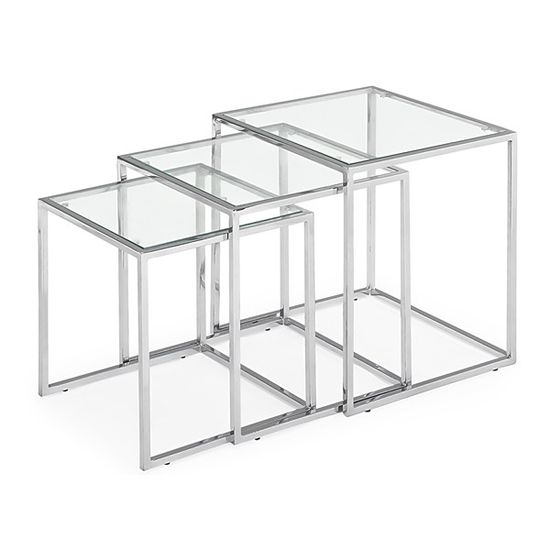 Zuo Modern Furniture Pasos Nesting Tables - 401105