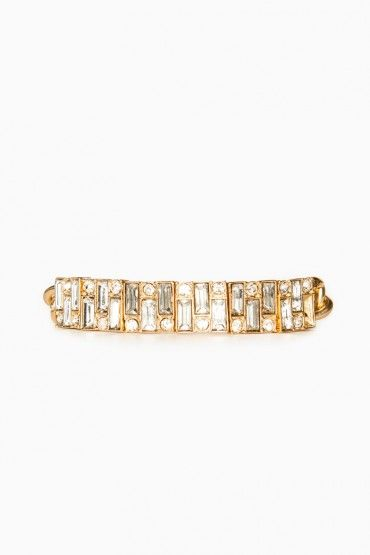 Gilt Pattern Bracelet: Love it