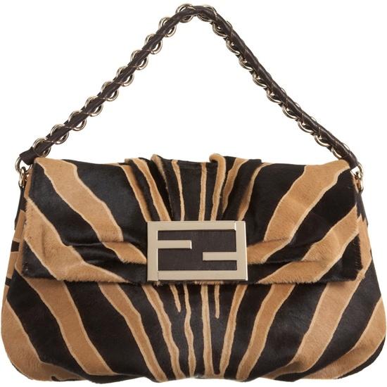 Fendi Calfskin Handbag