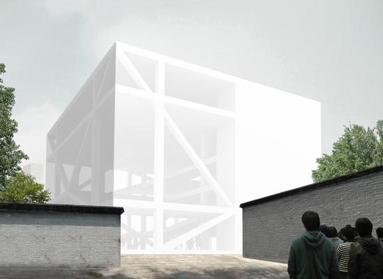 Institute of Optimistic Architectures / WAI Architecture