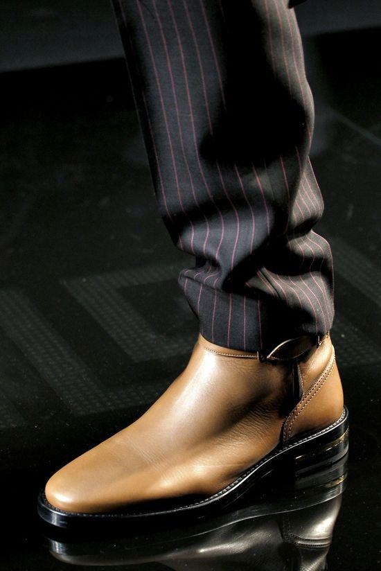 versace mens shoes fall 2012
