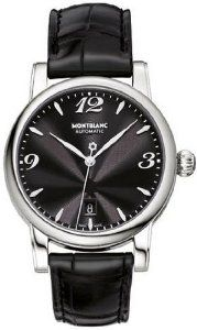 NEW MONTBLANC STAR AUTOMATIC MENS WATCH 105895