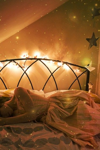 Everyone's bedroom should be a magical place...