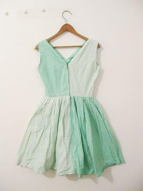 Little Mint dress. cutee