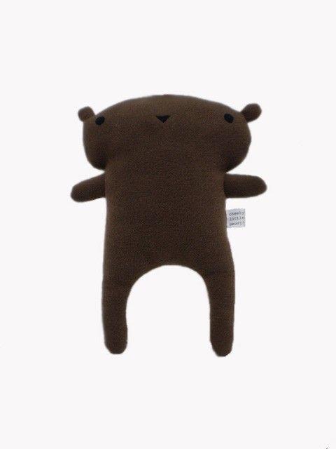 Cute bear by super flat friends via etsy