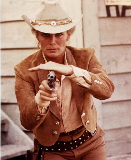 Linda Evans - Hollywood Cowgirl