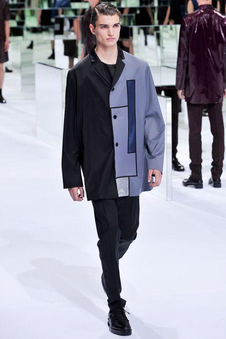 Dior Homme Spring 2014 RTW