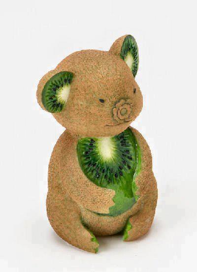 Kiwi Koala. It's so cute I'm not sure I could eat it.