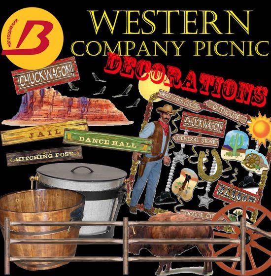 Western Company Picnic1
