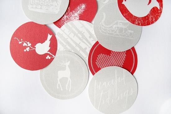 mufn inc: Day 13-FREE Printable Vintage Christmas Tags