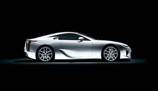 New Lexus sports car
