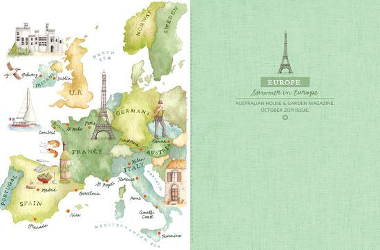 Illustrated-map-of-Europe