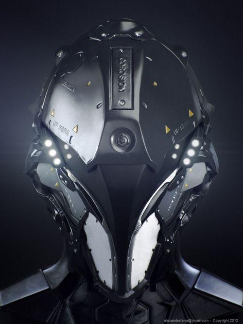 #robot #cyborg #scifi