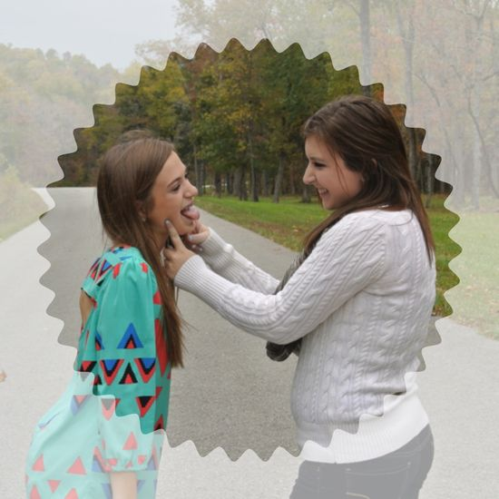 Best friend fall pictures
