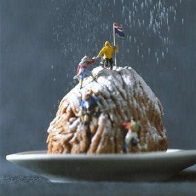 Climbers Cake