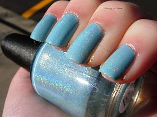 """Lilypad Lacquer """"Baby Boy Blue"""""""