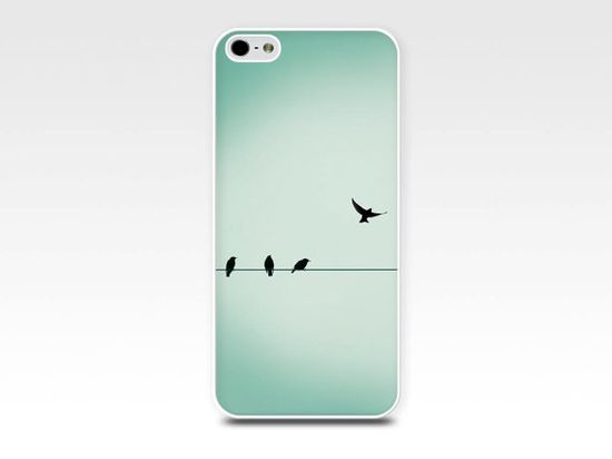 iphone 5s case birds in flight iphone 4 4s 5 by mylittlepixels
