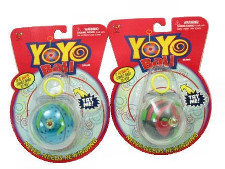 90's Toys -- Yo-Yo Ball