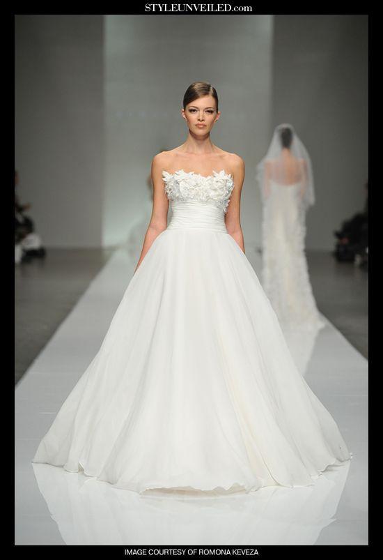 Romona #Keveza #Couture #wedding #gown