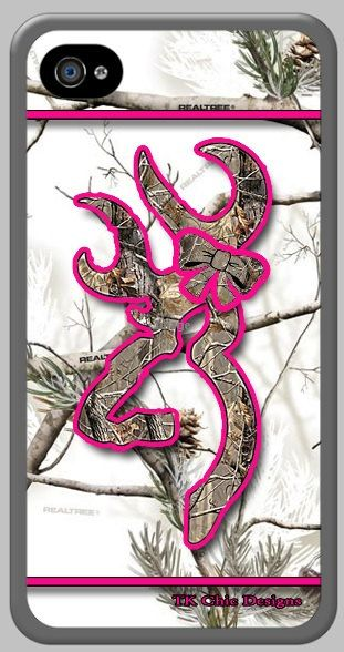 Country girl all the way!! TK Chic Designs iPhone 4/4s custom camo case!